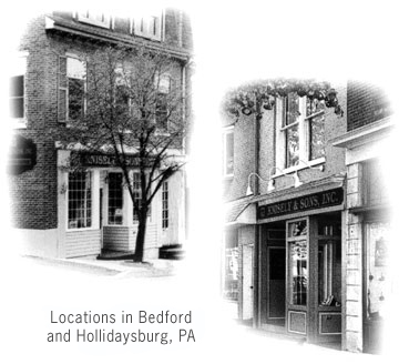 Knisely and Sons, Inc locations in Bedford and Hollidaysburg
