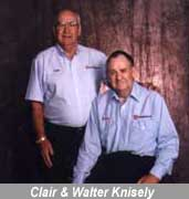 Clair and Walter Knisley